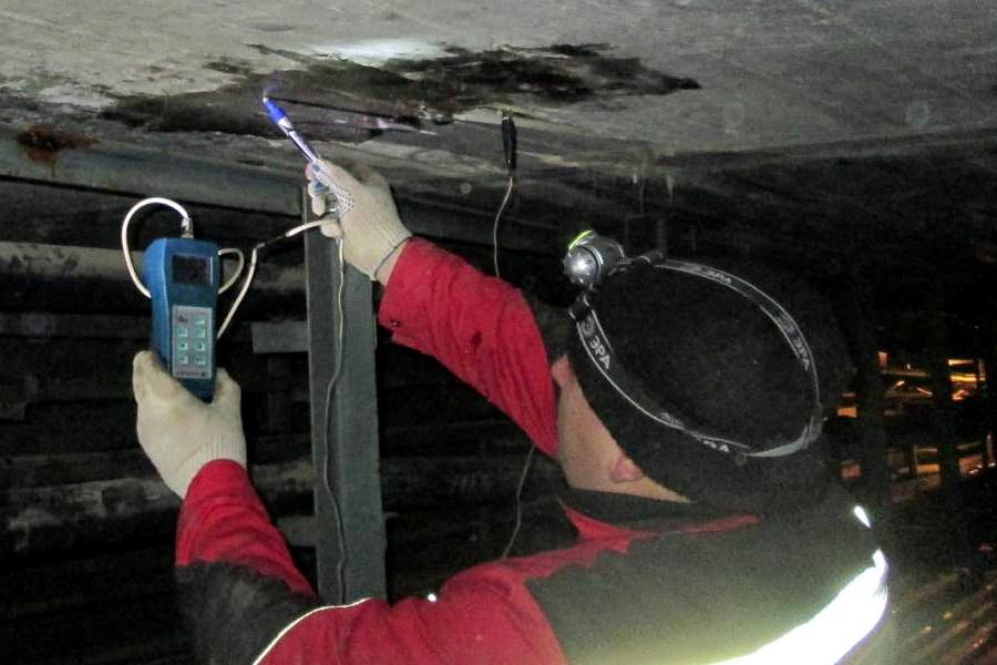 карбонизация бетона