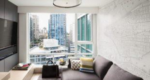 Как создать дизайн маленькой гостиной