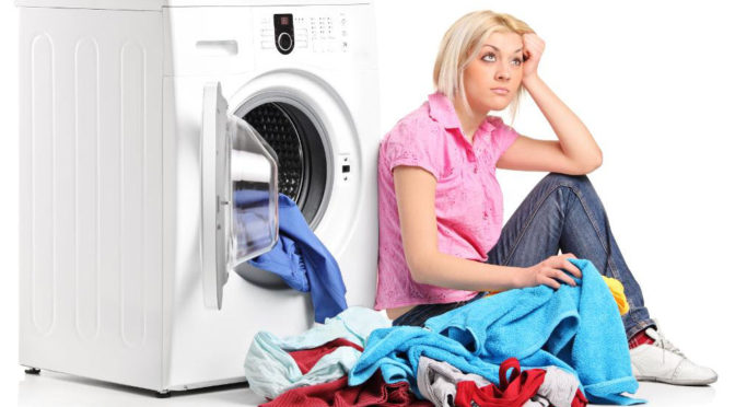 Устройство и ремонт стиральной машины с вертикальной загрузкой